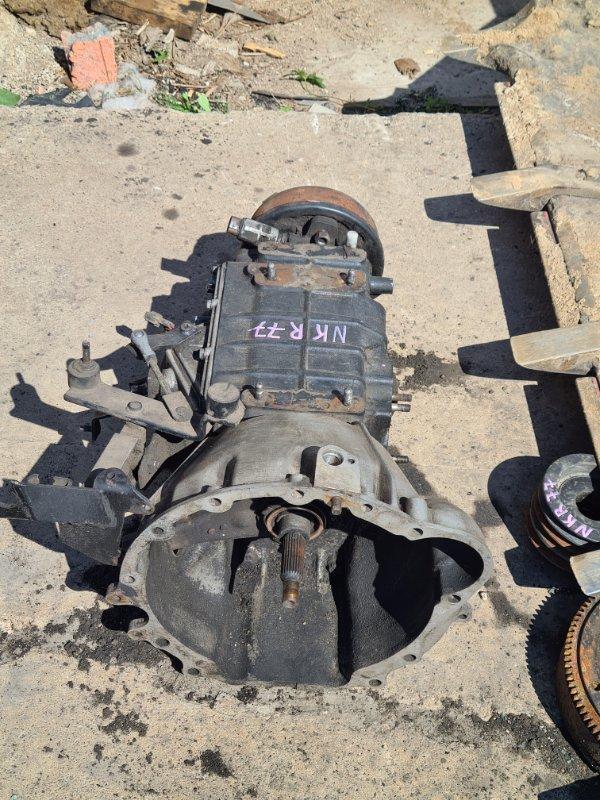 Мкпп Isuzu Elf NKR77 4KH1-TC 2010 передняя