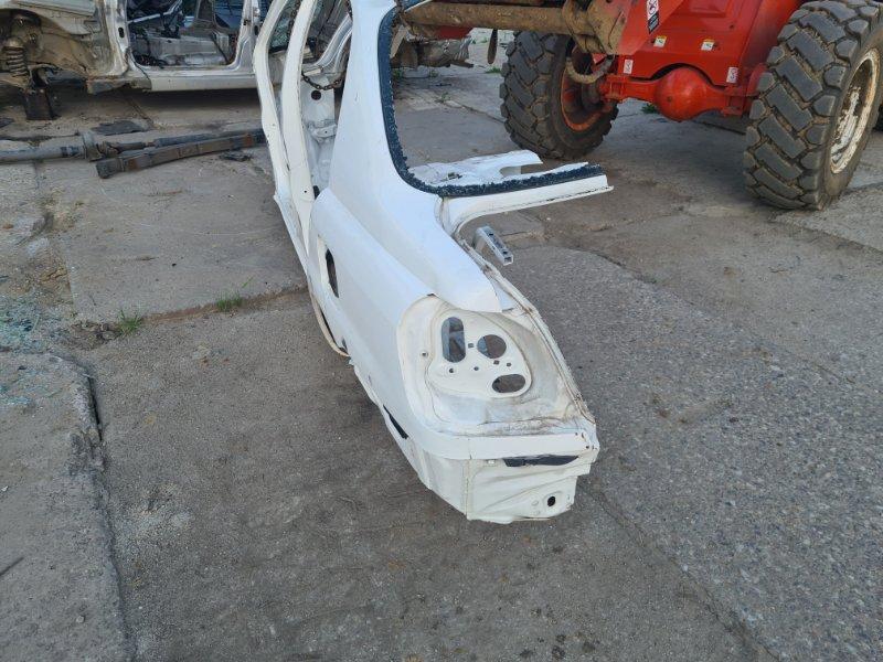 Крыло Toyota Platz SCP11 1SZFE 2000 заднее левое