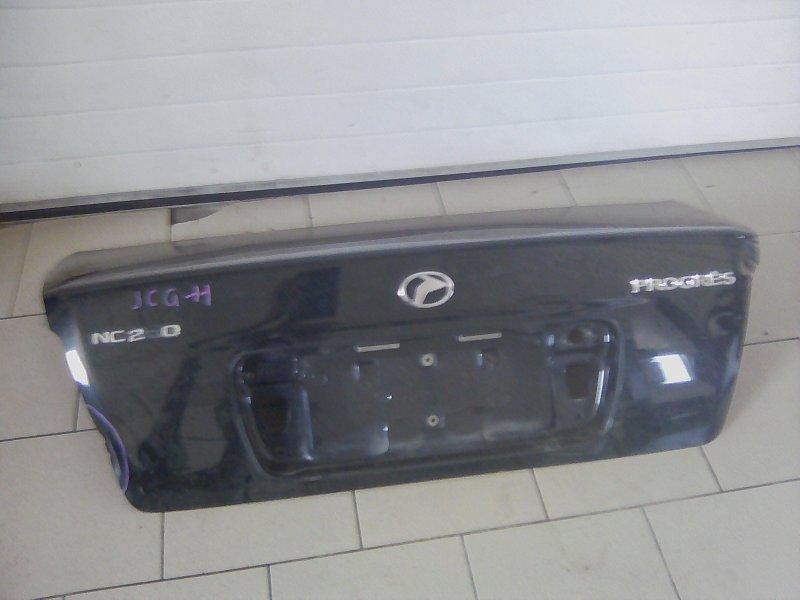 Крышка багажника Toyota Progres JCG10 1JZ 2001 задняя верхняя