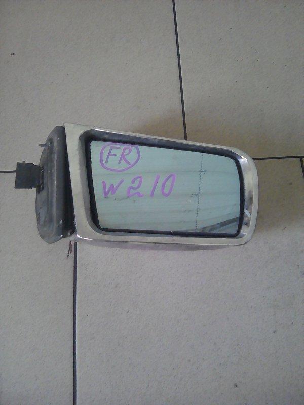 Зеркало Mercedes-Benz E-Class E280 W210 M112 1999 правое