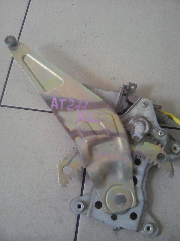 Стеклоподъемник Toyota Carina AT211 7AFE 2001 задний левый