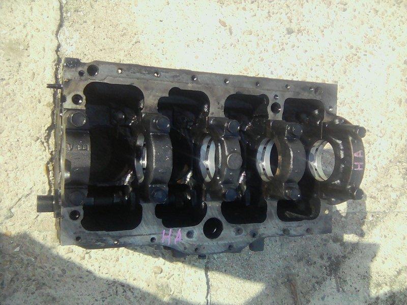 Блок цилиндров Mazda Titan WEFAT HA 1987 передний нижний
