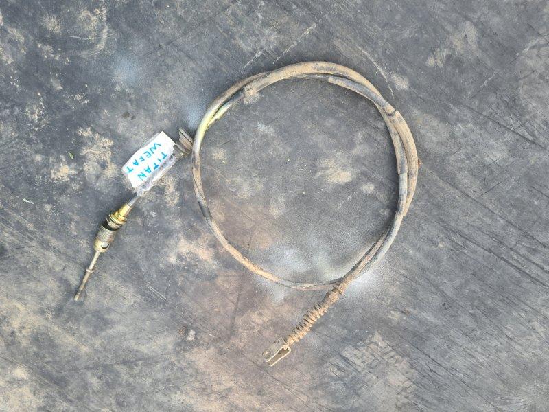 Трос ручника Mazda Titan WEFAT HA 1987 передний