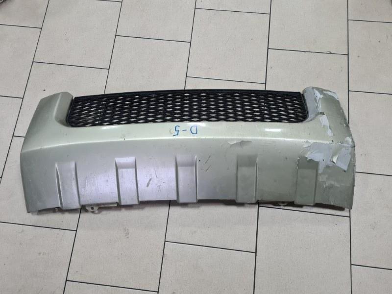 Решетка бампера Mitsubishi Delica D5 CV5W 4B12 2006 передняя