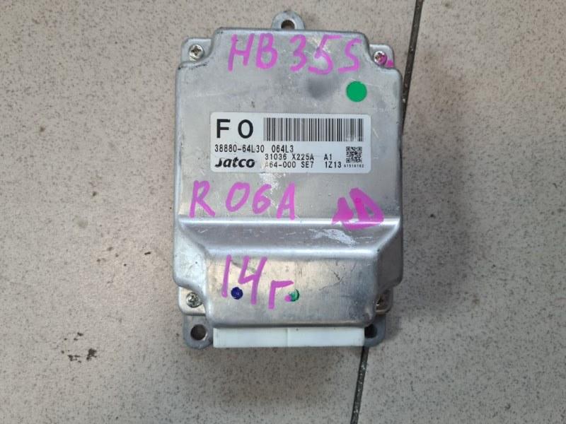 Блок управления двигателем Mazda Carol HB35S R06A 2009 передний