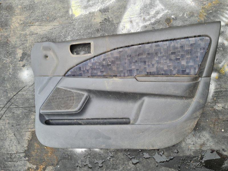 Обшивка двери Toyota Carina AT211 7AFE 1996 передняя правая