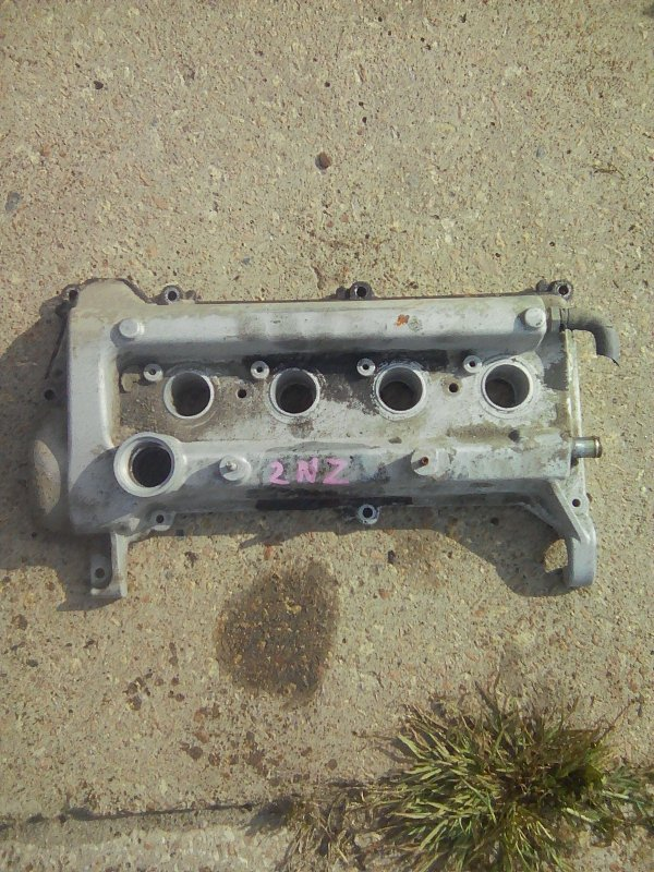 Крышка клапанов Toyota Probox NCP50 2NZFE 2002 передняя