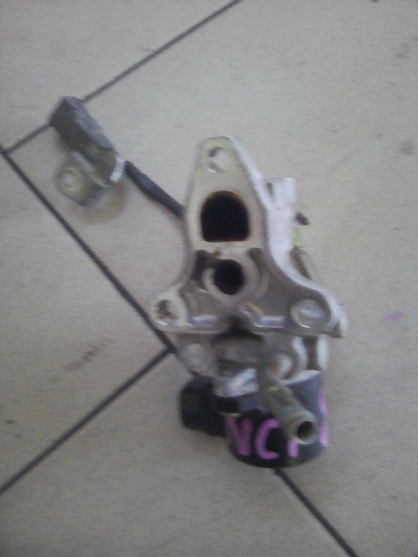 Клапан egr Toyota Sienta NCP81 1NZFE 2003 передний