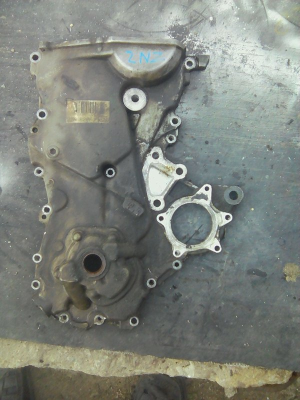 Лобовина двигателя Toyota Probox NCP50 2NZFE 2002 передняя