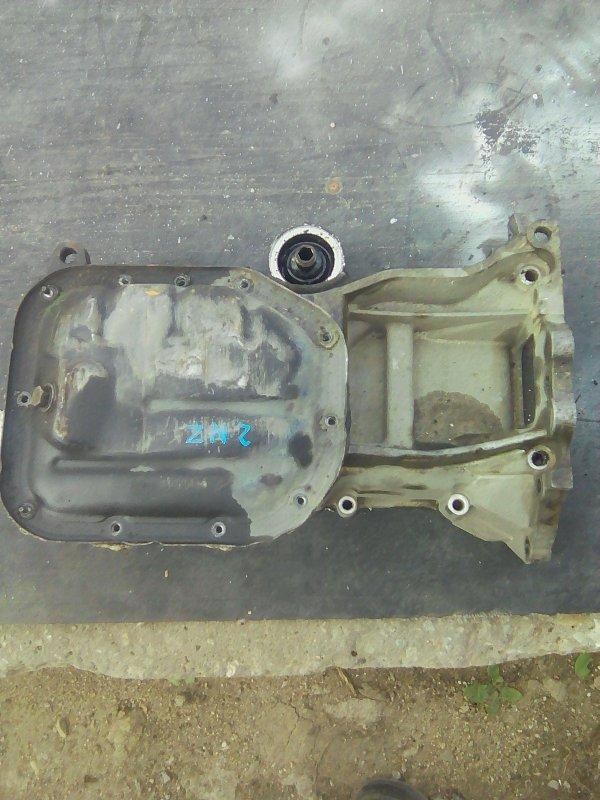 Поддон Toyota Probox NCP50 2NZFE 2002 передний нижний
