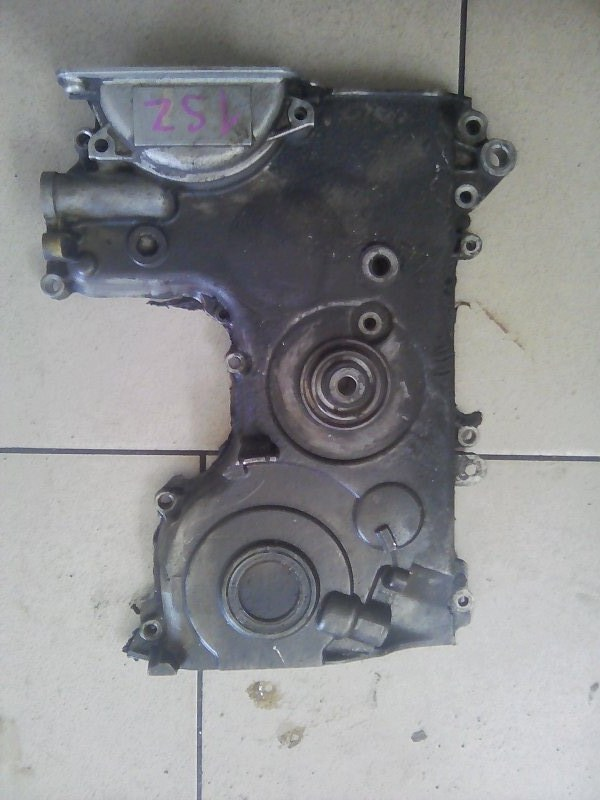 Лобовина двигателя Toyota Platz SCP11 1SZFE 2000 передняя