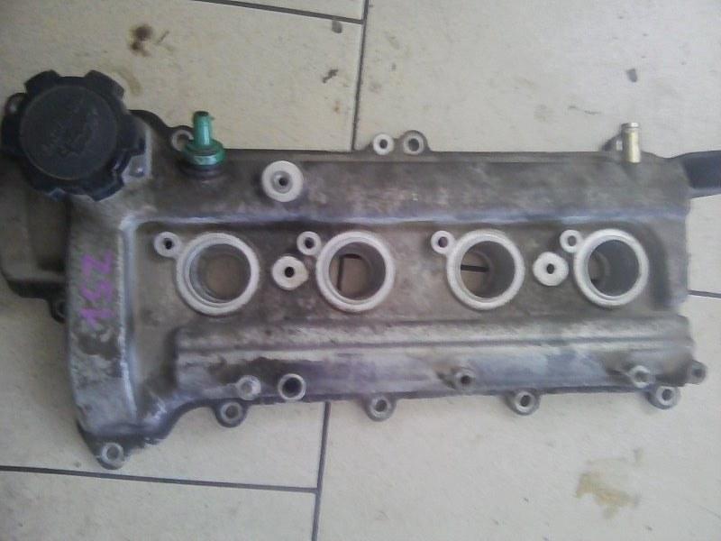 Пробка маслозаливной горловины Toyota Platz SCP11 1SZFE 2000 передняя