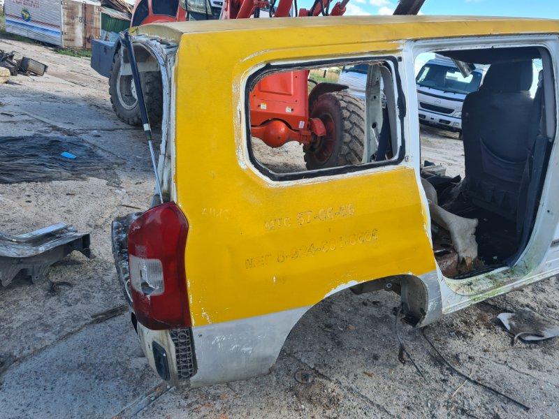 Крыло Toyota Probox NCP50 2NZFE 2002 заднее правое