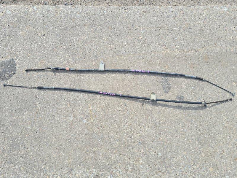 Трос ручника Toyota Ipsum SXM10 3SFE 1996 задний левый