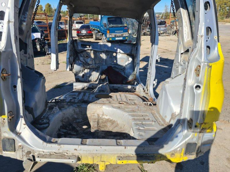 Тазик железный Toyota Funcargo NCP21 1NZFE 2000 задний