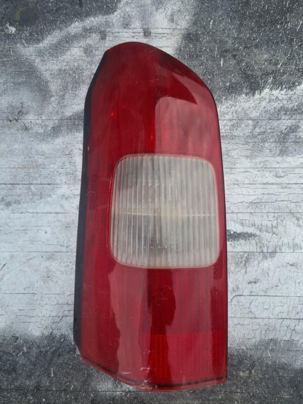 Стоп-сигнал Toyota Probox NCP50 2NZFE 2002 задний левый