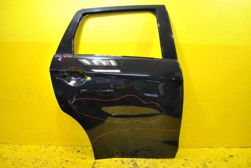 Дверь Mitsubishi Asx 2010 задняя правая