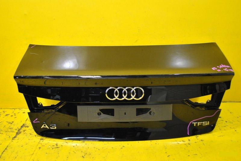 Крышка багажника Audi A3 8V СЕДАН 2013 задняя