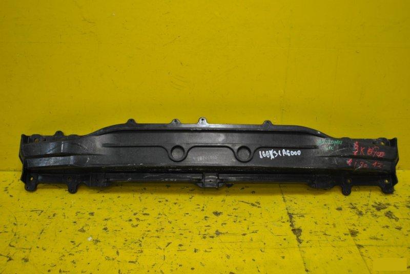 Усилитель бампера Hyundai I30 2 2011 задний
