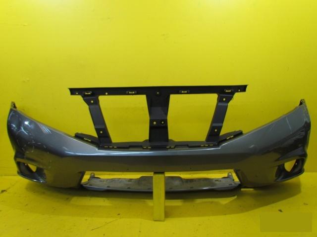 Бампер Nissan Terrano 3 2014 передний