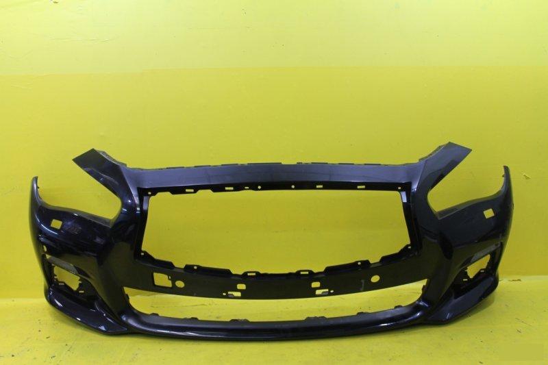 Бампер Infiniti Q50 2013 передний