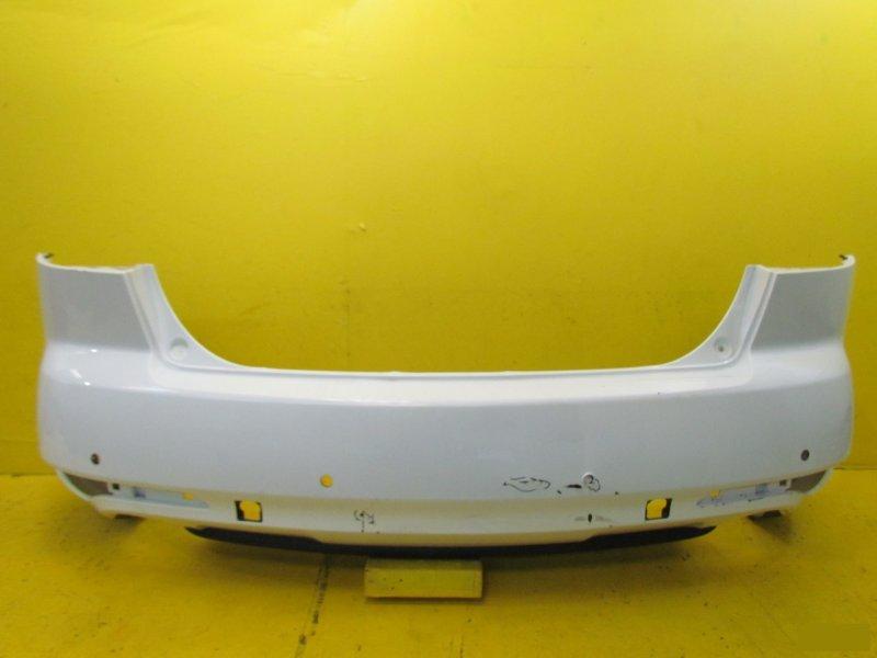 Бампер Mazda Cx-7 2009 задний
