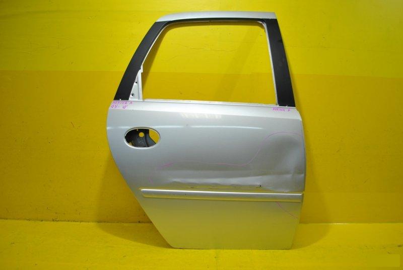 Дверь Opel Meriva A 2003 задняя правая