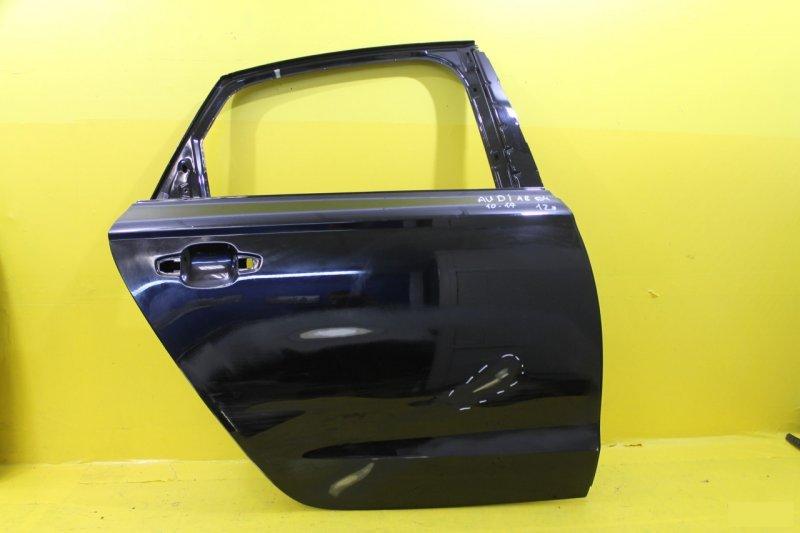 Дверь Audi A8 D4 2010 задняя правая