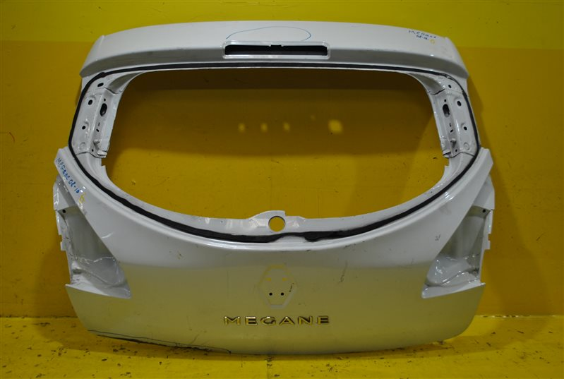 Крышка багажника Renault Megane 2008 задняя
