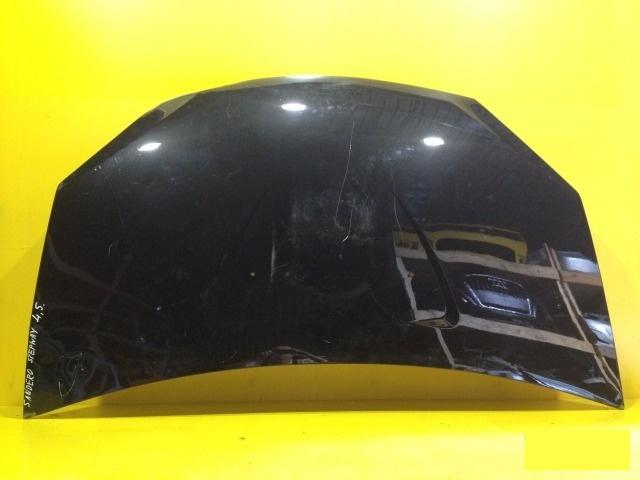 Капот Renault Sandero Stepway 2 2014 передний