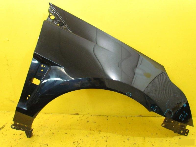Крыло Cadillac Srx 2 2012 переднее правое