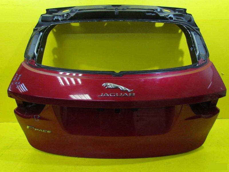 Крышка багажника Jaguar F-Pace 2016