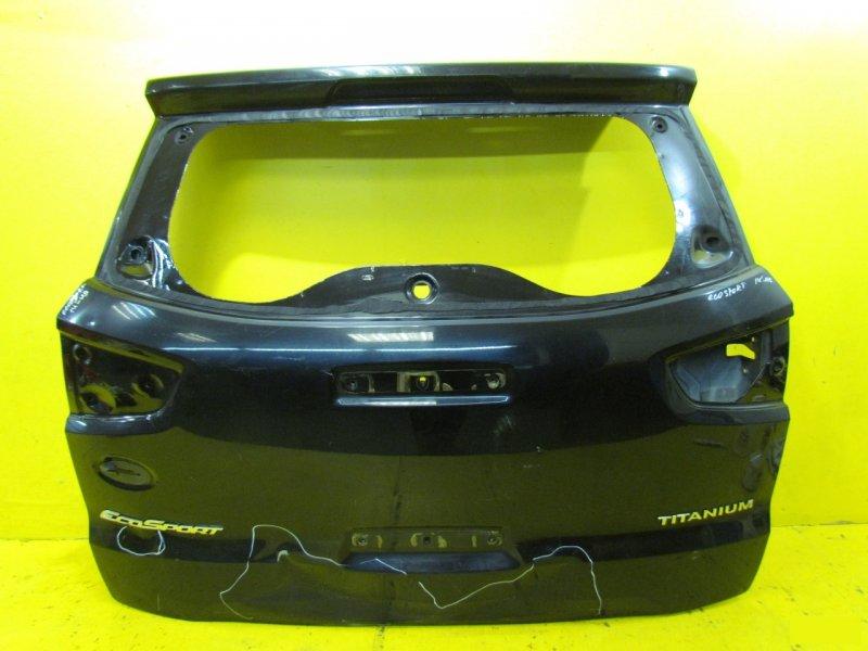 Крышка багажника Ford Ecosport 1 2014