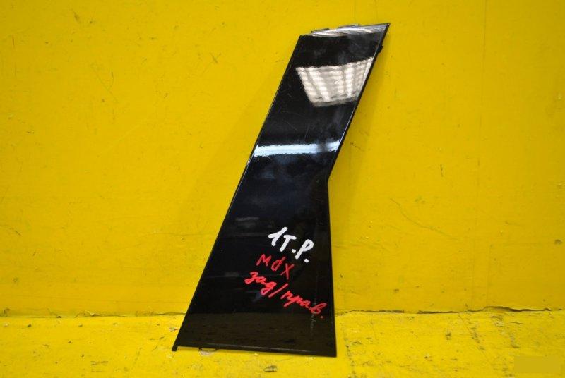 Накладка рамки двери Acura Mdx 3 2013 задняя правая