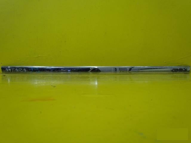 Накладка крышки багажника Opel Antara 2006 задняя