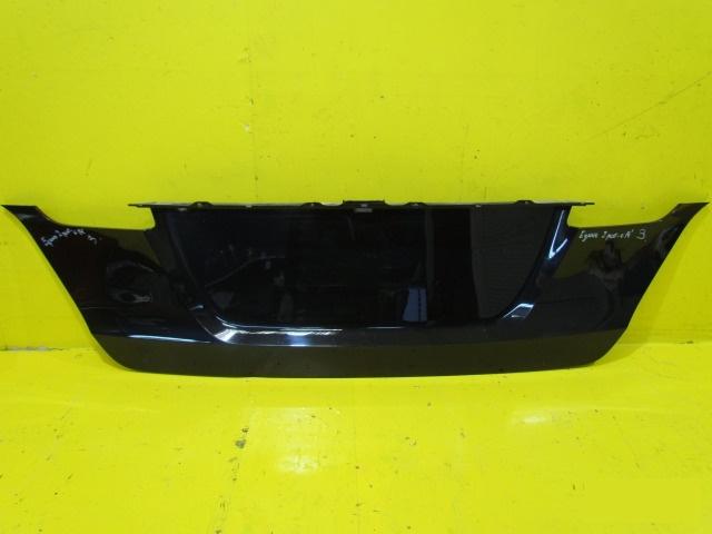 Накладка крышки багажника Hyundai Equus 2 2013 задняя