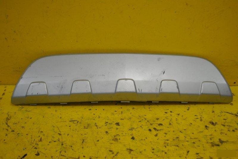 Накладка бампера Opel Mokka 2012 задняя