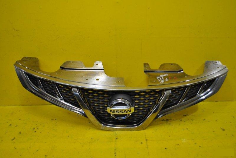 Решетка радиатора Nissan Murano Z51 2008