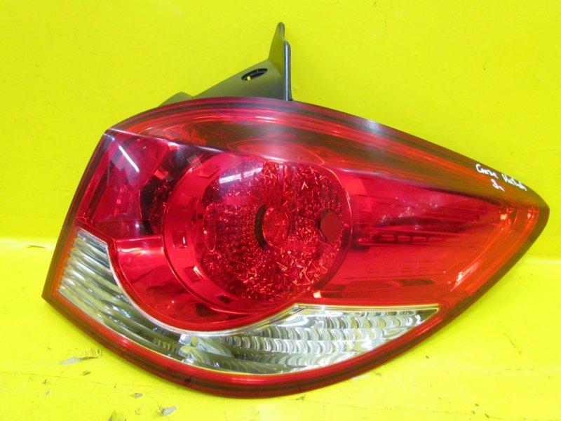 Фонарь наружний Chevrolet Cruze ХЭТЧБЕК 2012 задний правый