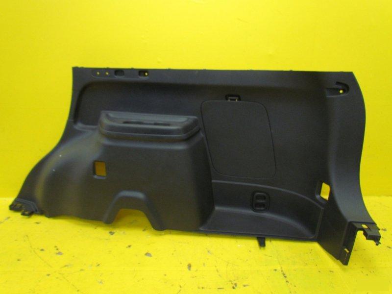 Обшивка багажника Mitsubishi Asx 2010 задняя правая