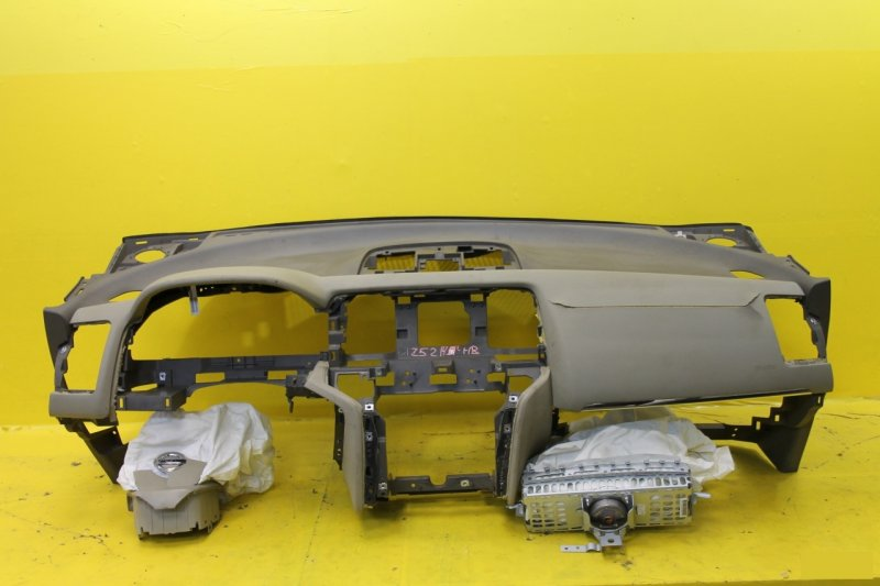 Торпедо Nissan Murano Z51 2008