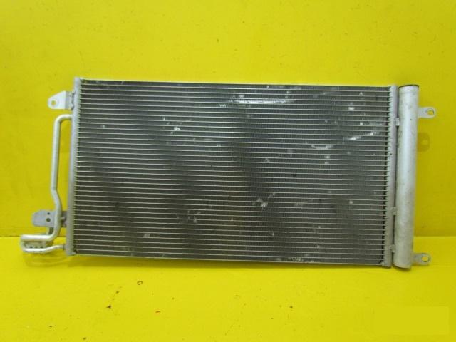 Радиатор кондиционера Skoda Rapid 2012
