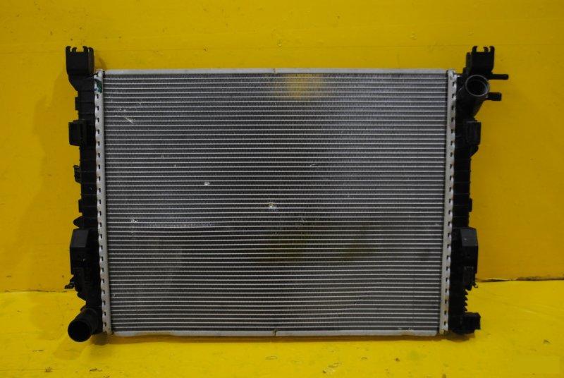 Радиатор основной Renault Sandero 2 2013