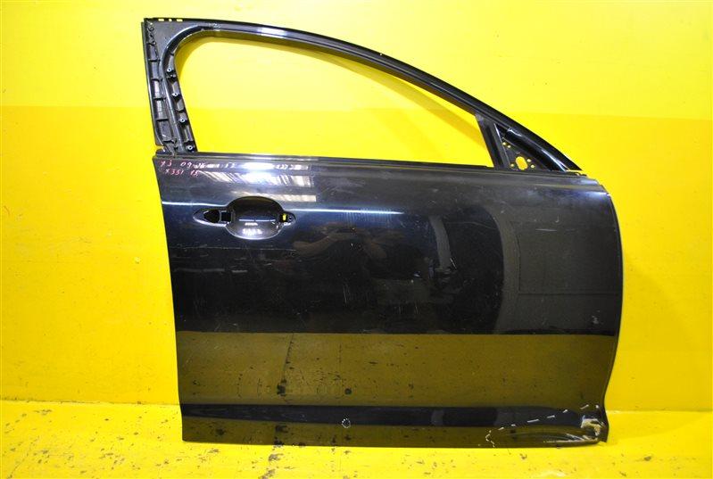Дверь Jaguar Xj 2009 передняя правая
