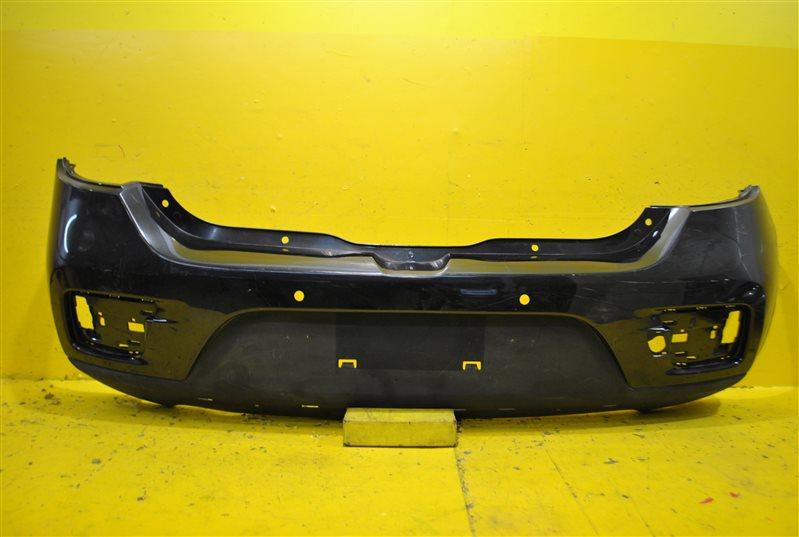 Бампер Renault Sandero Stepway 2 2015 задний