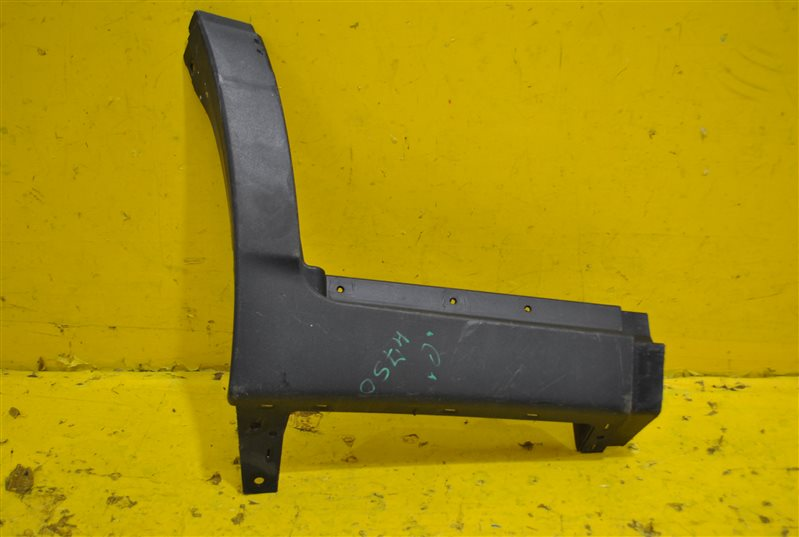 Накладка порога Opel Mokka 2012 задняя правая