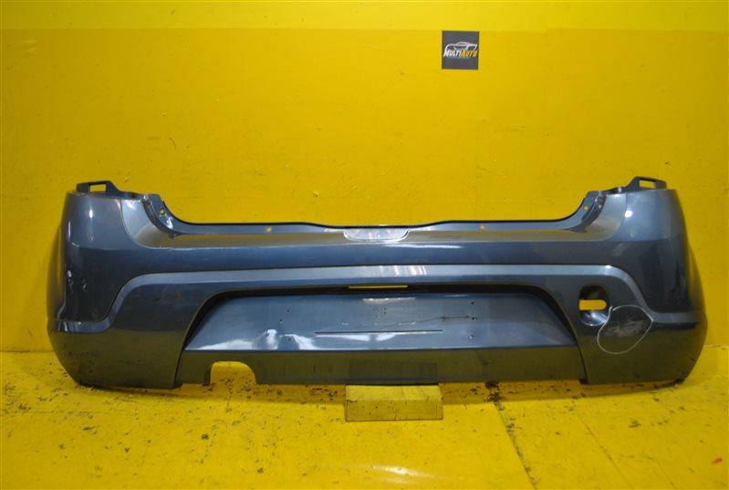Бампер Renault Sandero 1 2008 задний