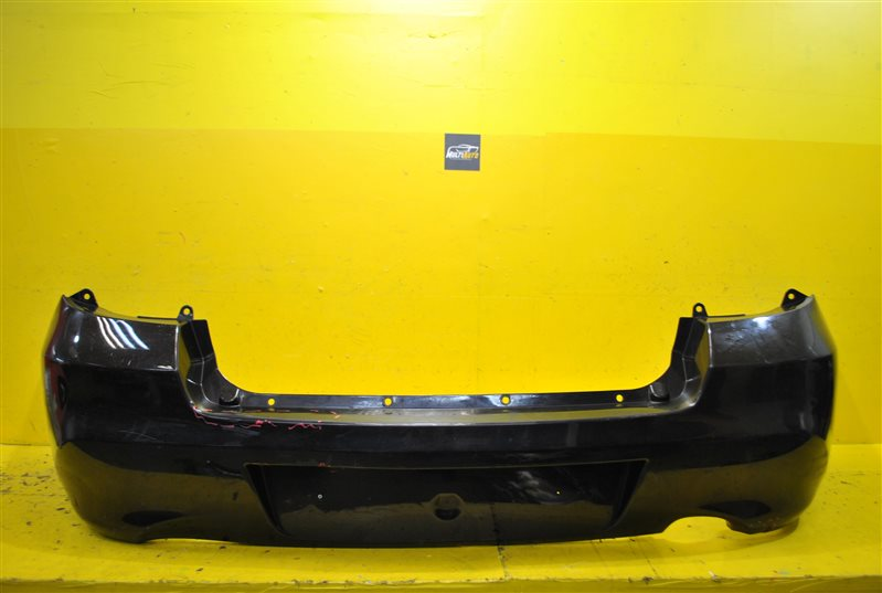 Бампер Datsun On-Do 2014 задний