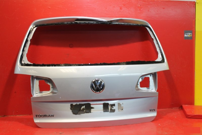 Крышка багажника Volkswagen Touran 3 2010 задняя