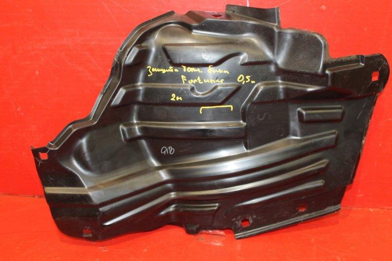 Защита бака Toyota Fortuner 2 AN160 2005